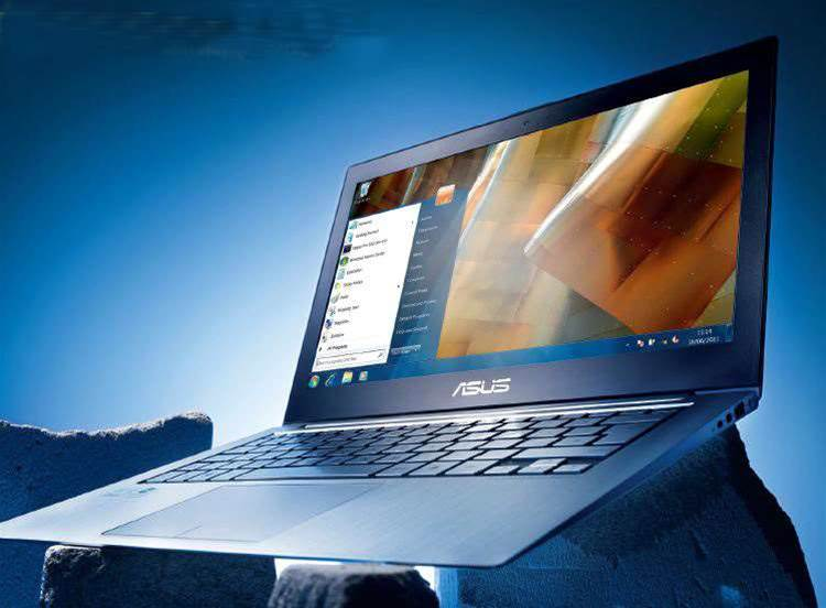 Asus Zenbook UX21 review: a good value Ultrabook that's pretty yet powerful
