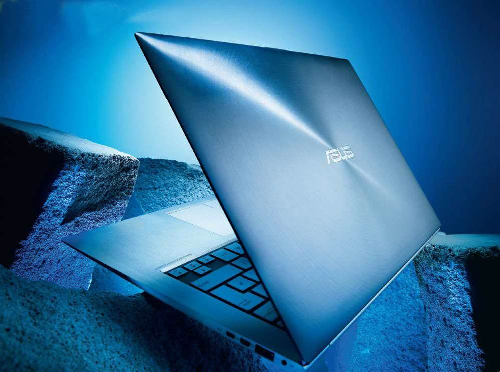 Asus Zenbook UX31 review: striking and powerful, if pricey
