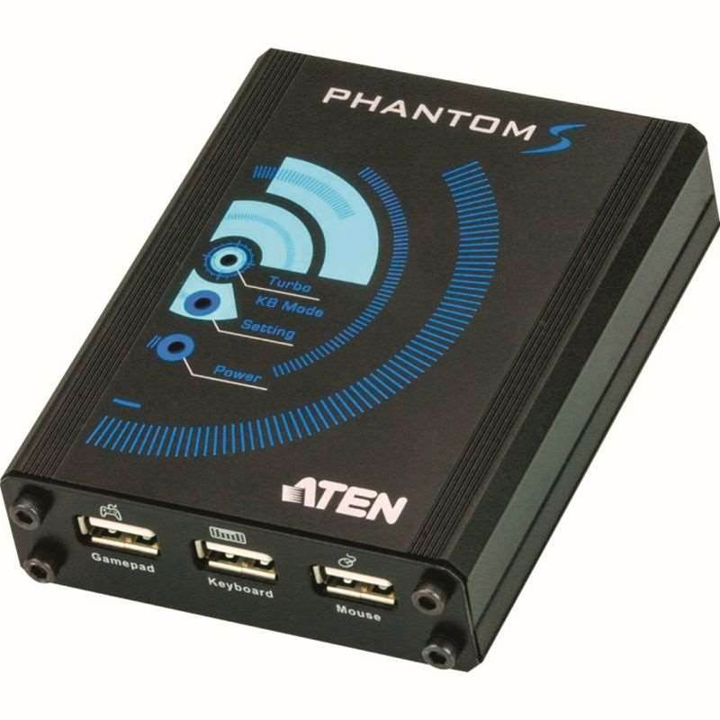 One Minute Review: Aten Phantom S