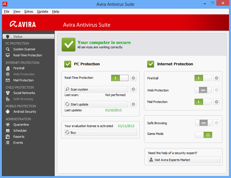 "Avira 2014 now available, ""My Avira"" coming soon"