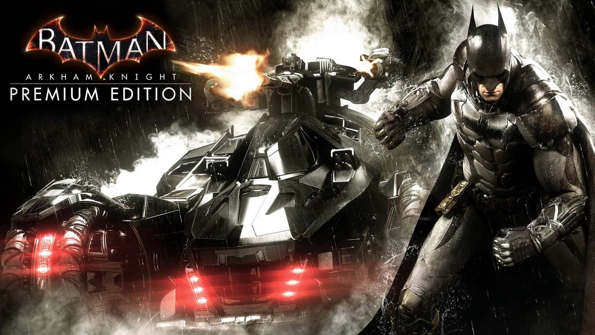 Arkham Knight pre-orders Announced