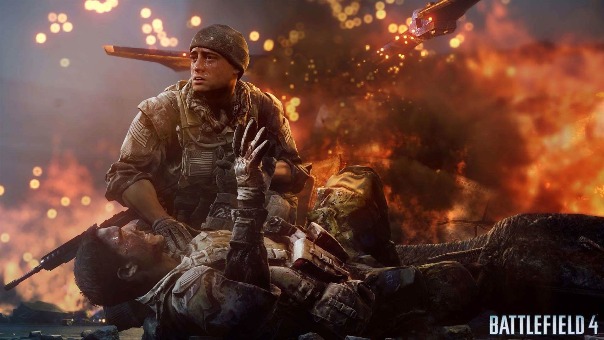 Take a look inside Frostbite 3, the engine powering Battlefield 4