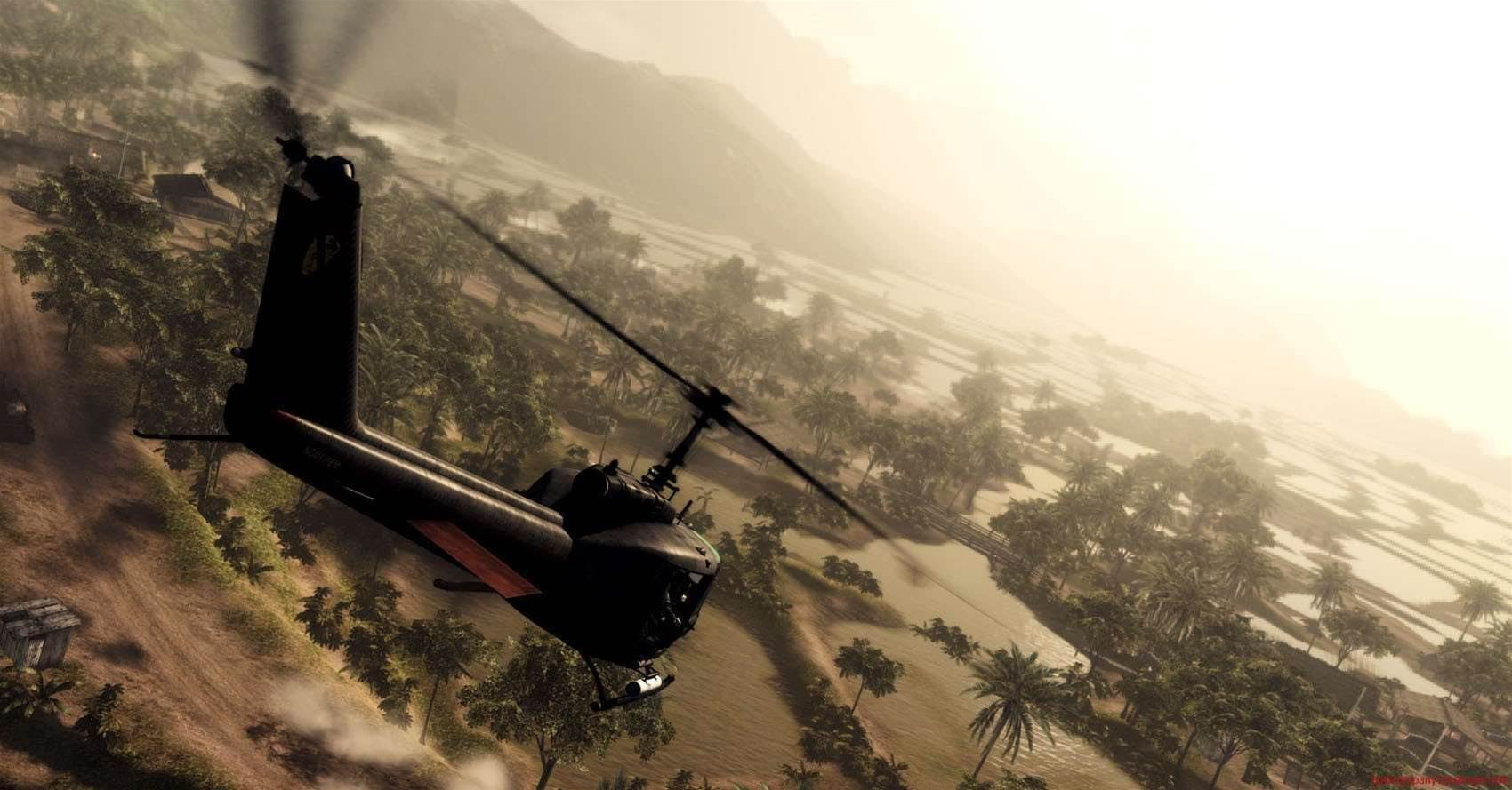Work together for a new Bad Company 2: Vietnam map