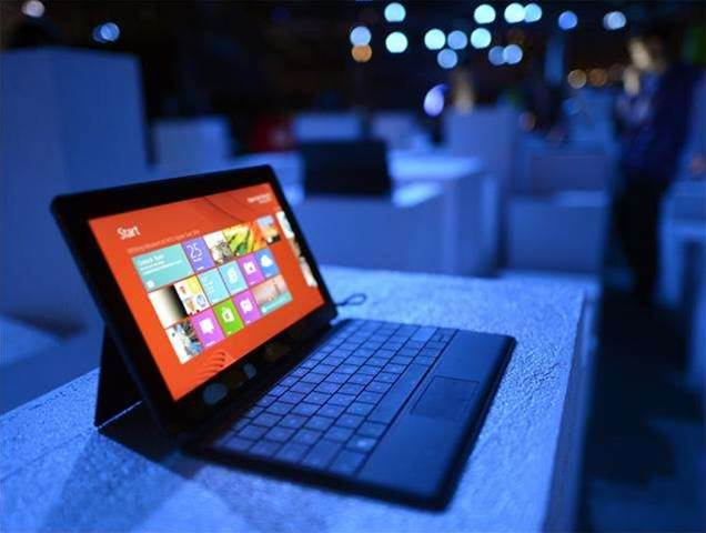 Microsoft Surface revenue hits $1 billion in a quarter