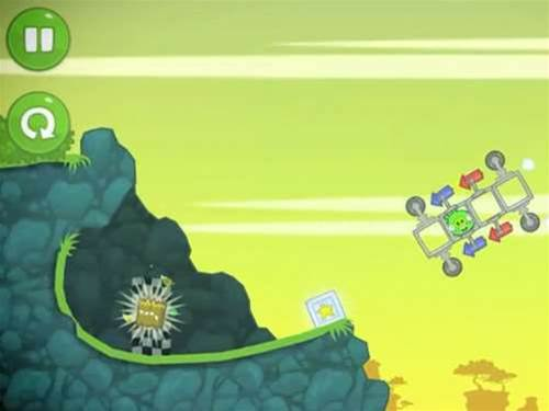 Angry Birds sequel Bad Piggies gameplay trailer lands