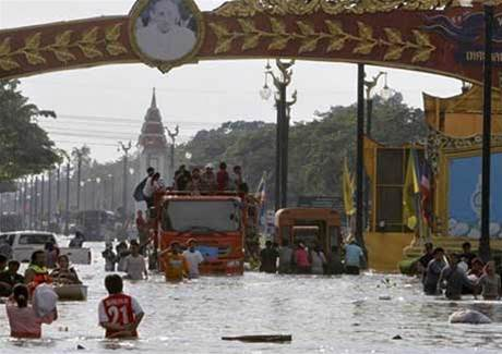 Thailand floods trigger EMC, HP storage price hike