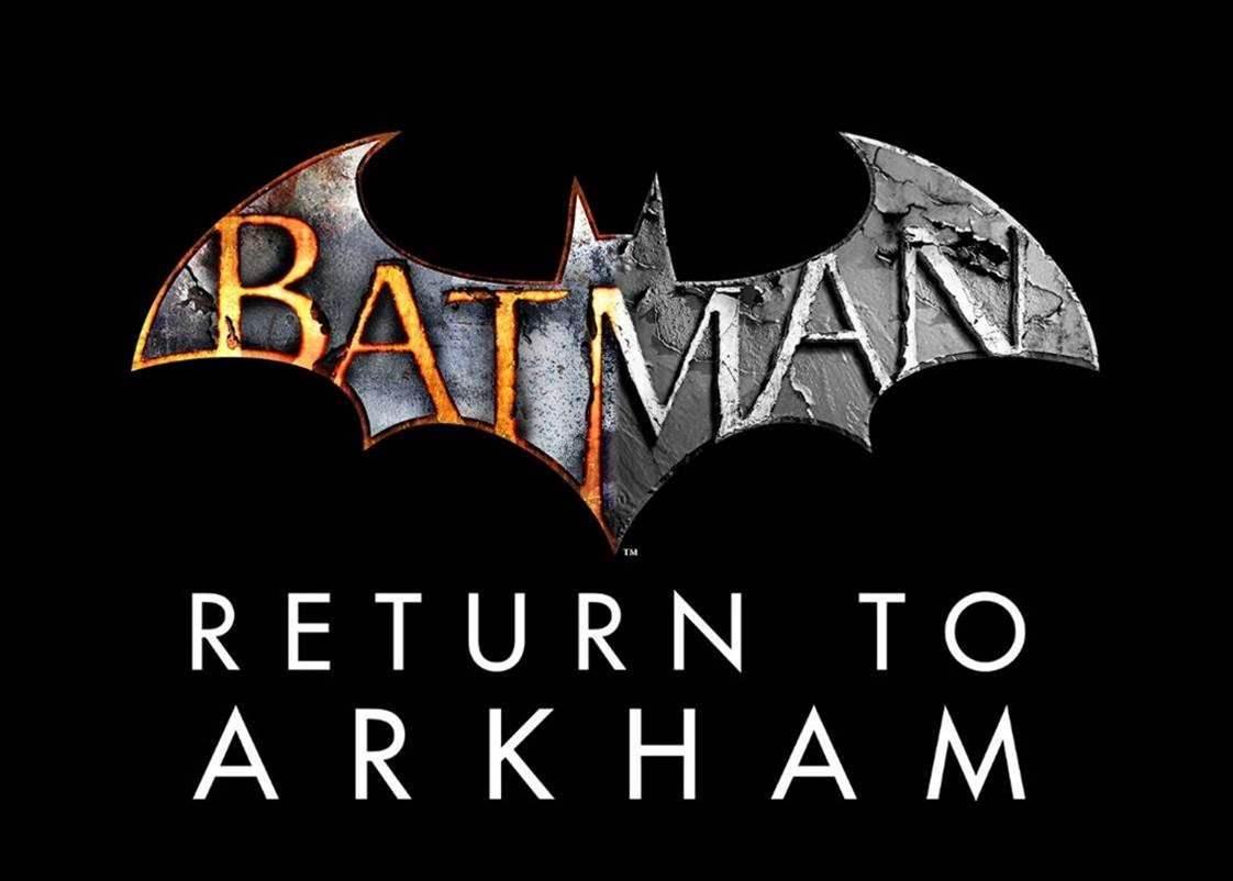 Warner announces Batman: Return to Arkham remaster