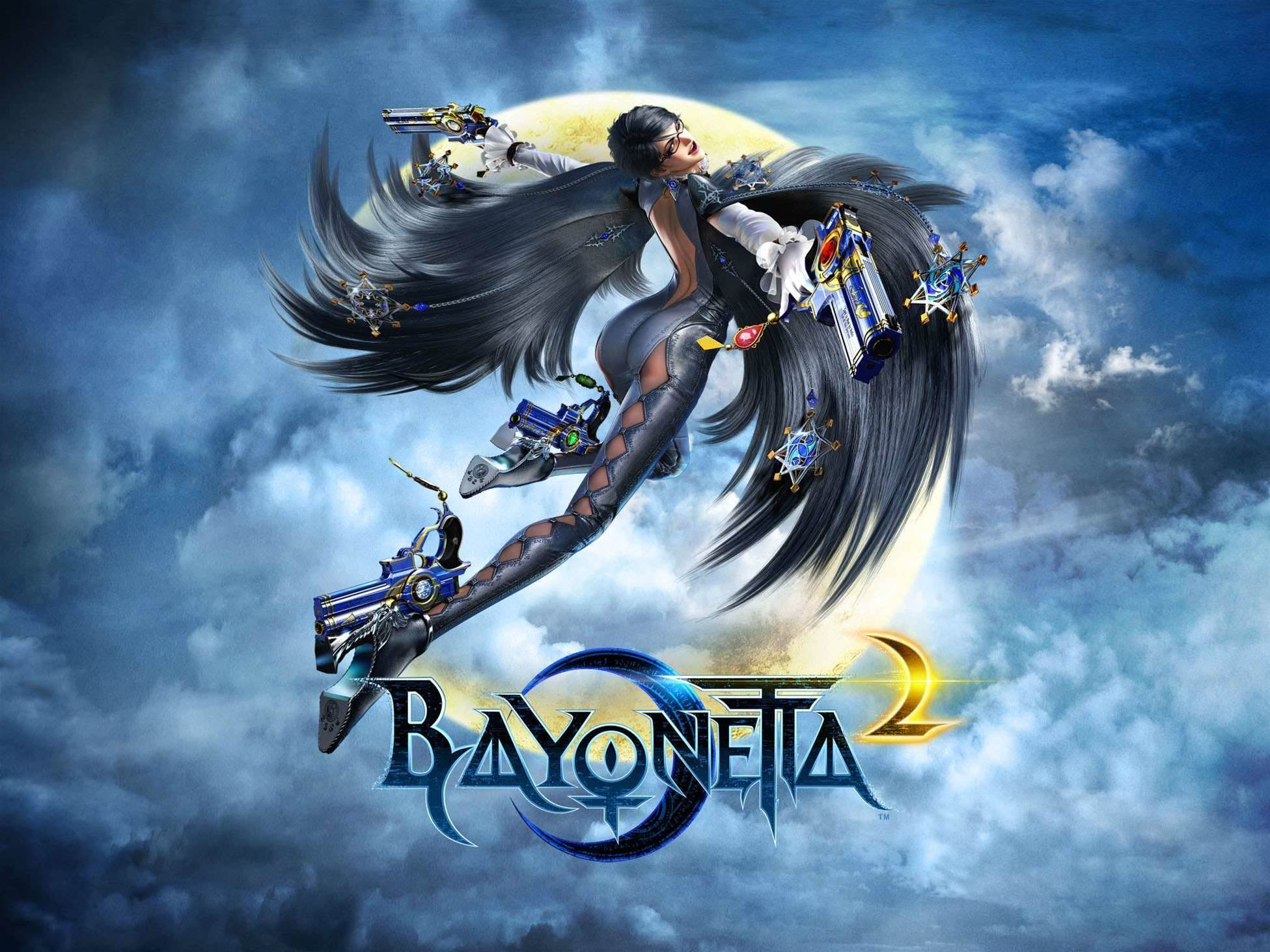 Bayonetta 2 demo out now