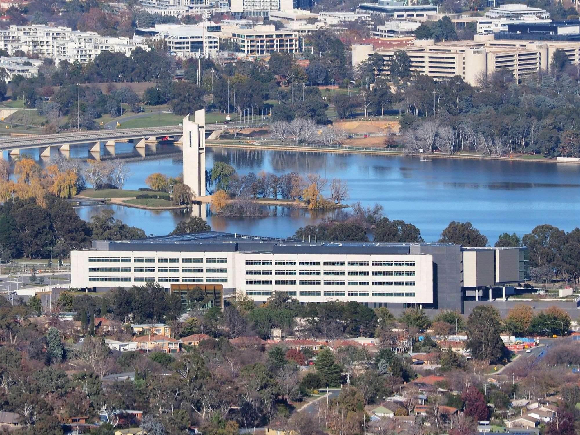 ASD staff move into Australia's new security hub