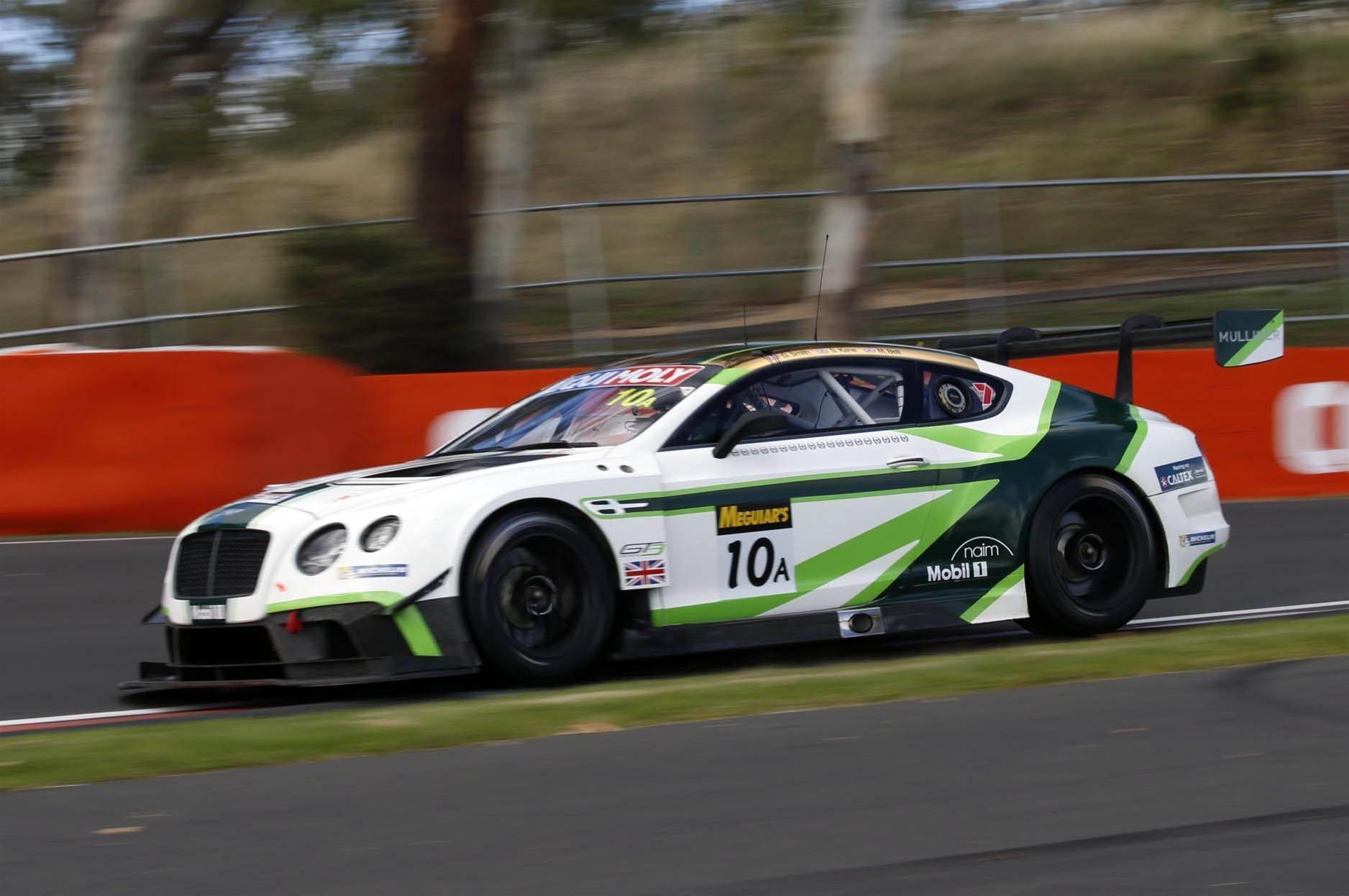 Bentley confirms Bathurst 12 Hour bid
