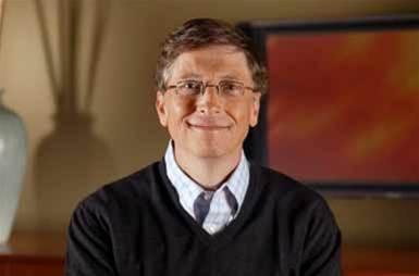 Bill Gates welcomes IT company tax debate