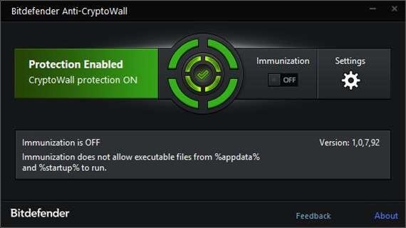 Bitdefender releases free CryptoWall Immunizer