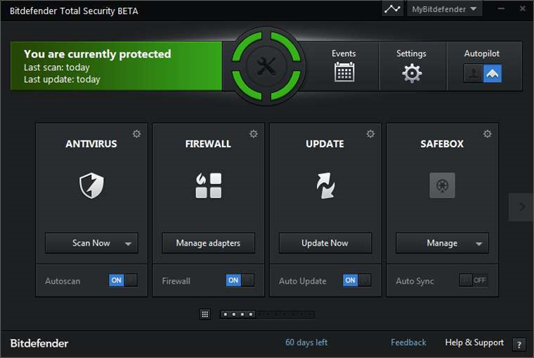 Bitdefender Total Security 2014 beta now available