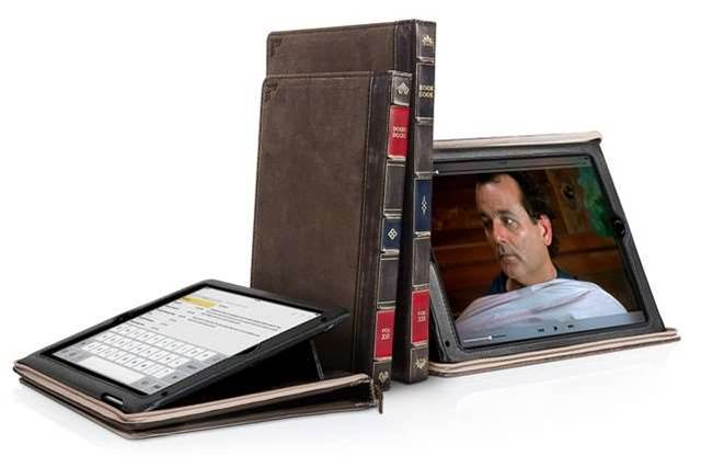 Protect your iPad with a BookBook!