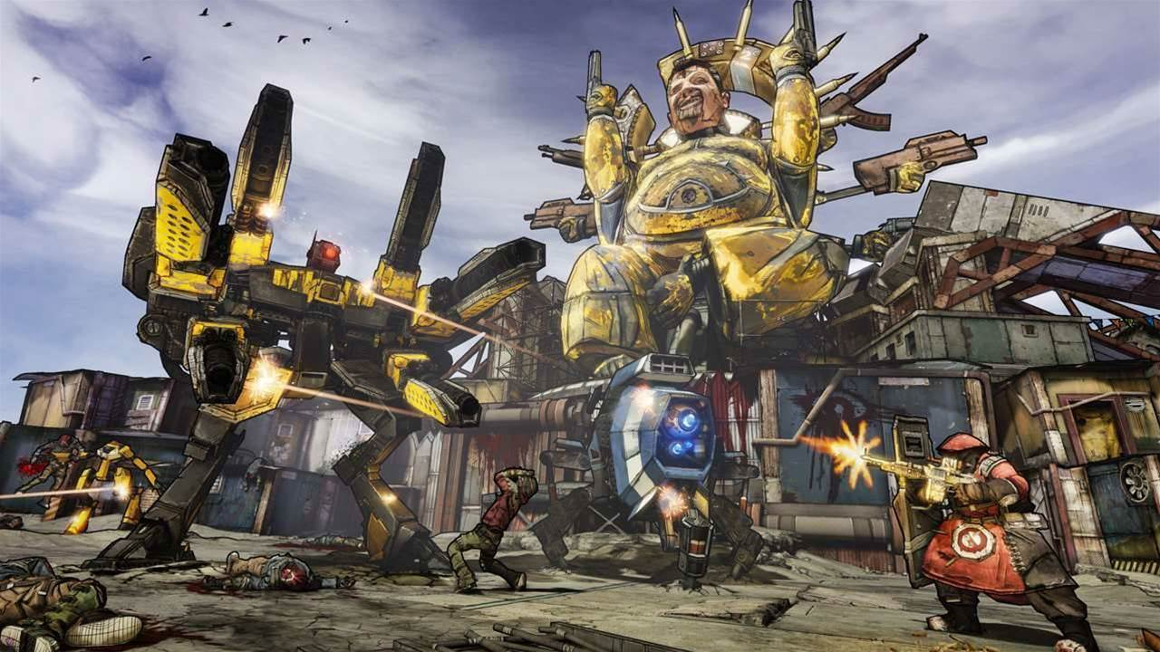 Borderlands 2 review - better late than never