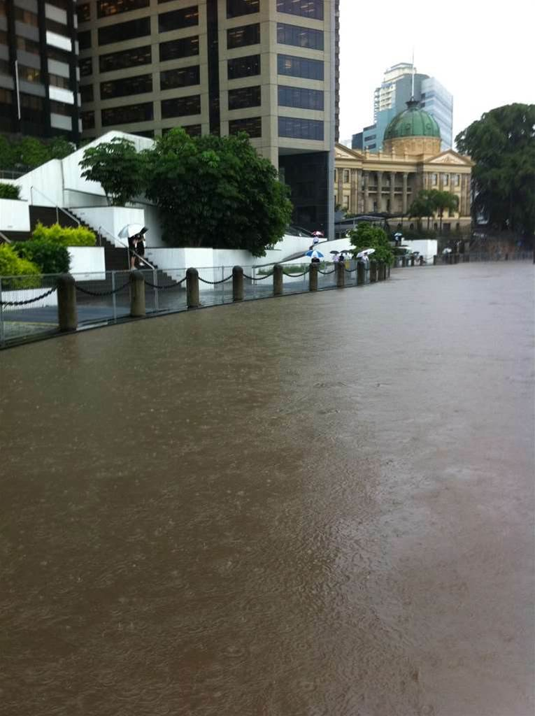 QLD floods spur interest in better flood mapping