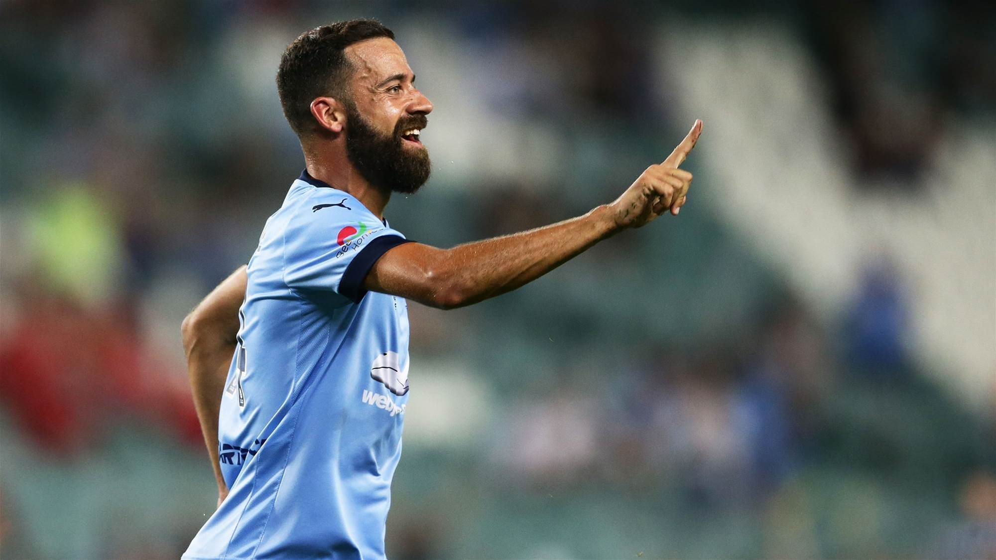 Brosque to Ange - I'm your man