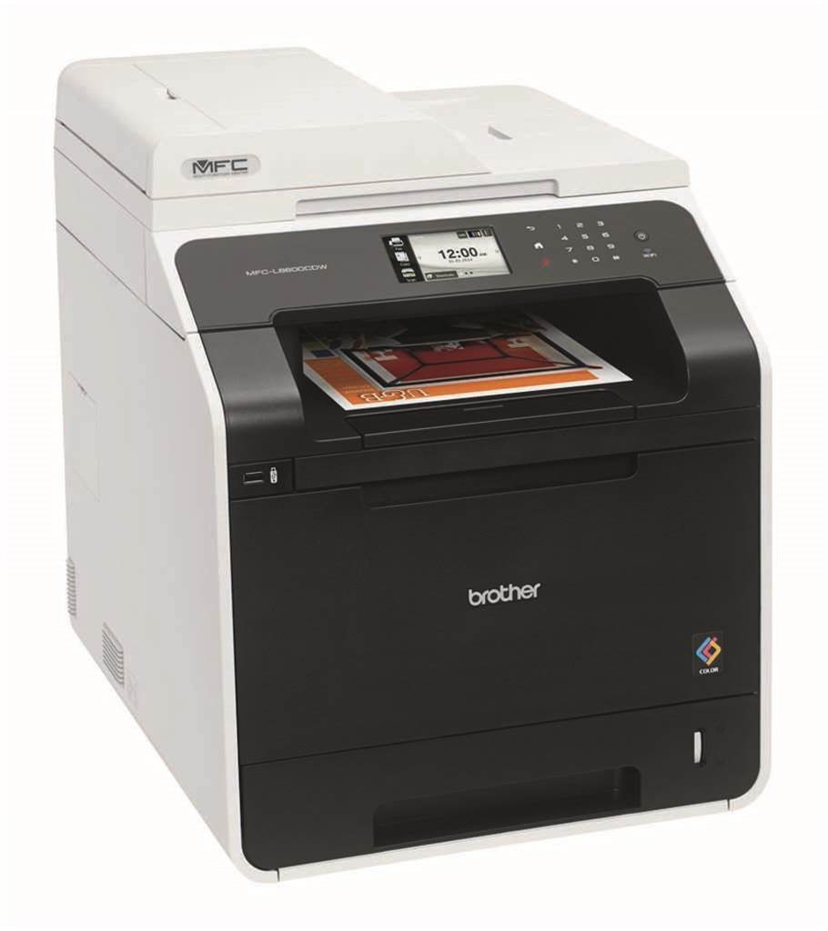 Review: Brother MFC-L8850CDW