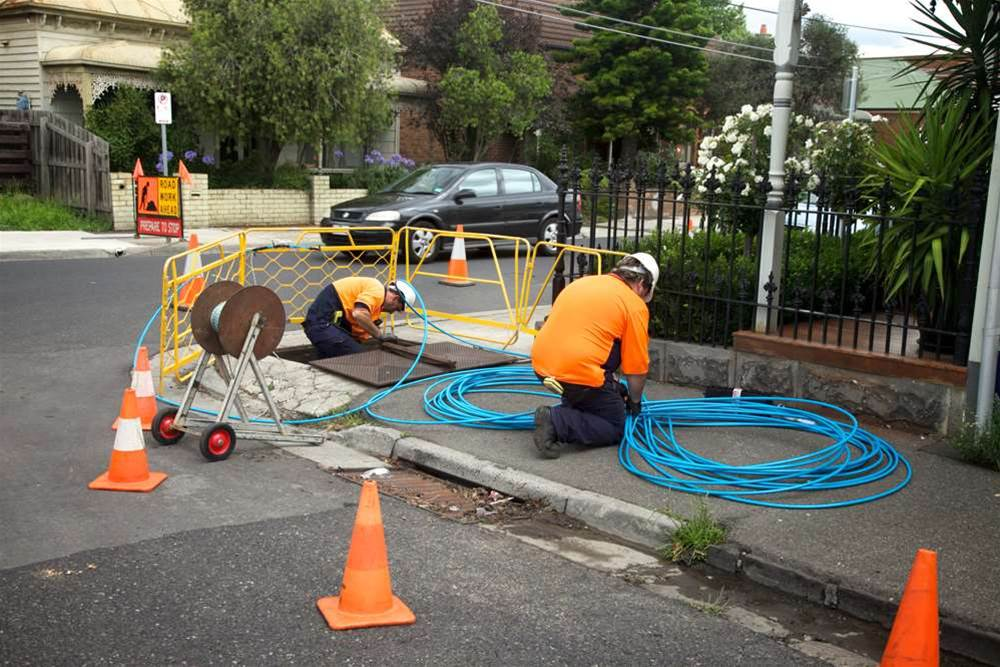 Ergas labels Melton NBN FTTP results 'anecdotal'