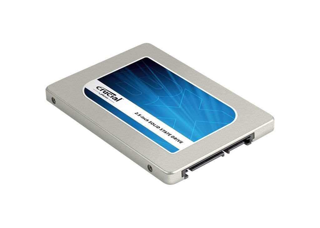 One Minute Review: Crucial BX100 SSD