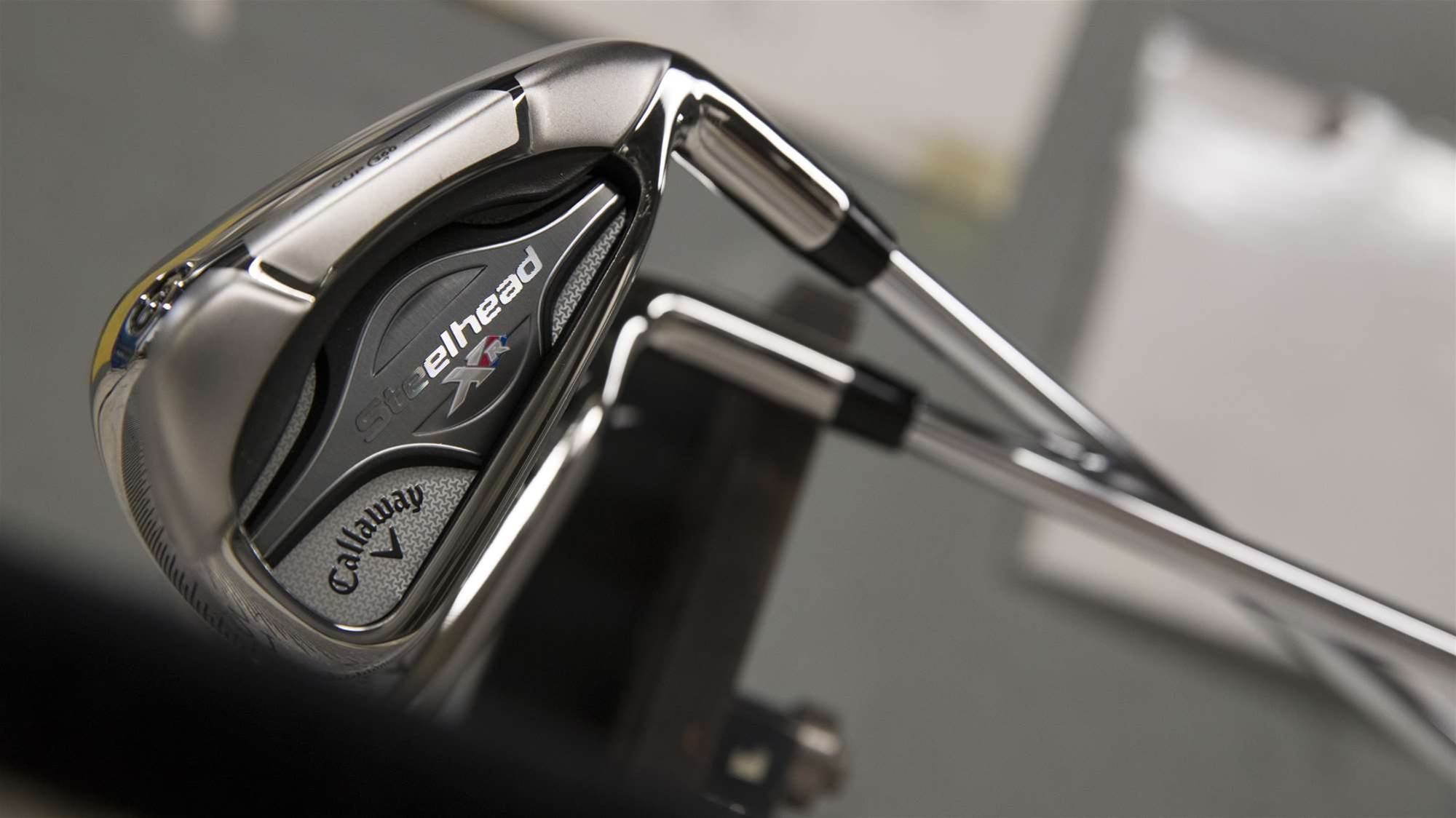 New Gear: Callaway Steelhead XR irons