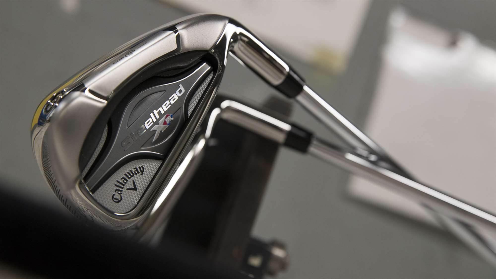 New Gear: Callaway Steelhead XR irons