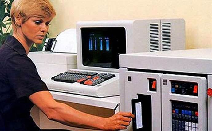 US nuclear weapons system uses 8-inch floppy disks