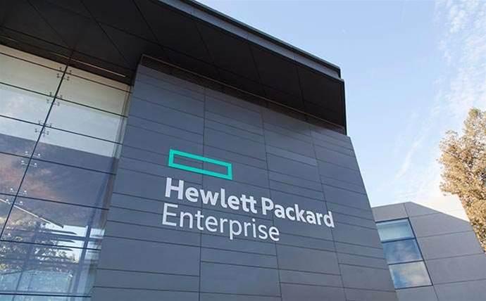Hewlett Packard drops three Australian disties