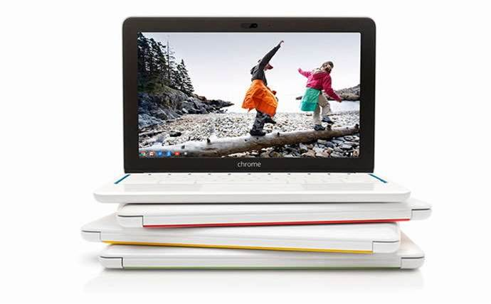 ACT schools make huge Google Apps, Chromebooks switch