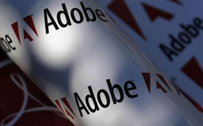 Adobe hits record high thanks to strong Creative Cloud