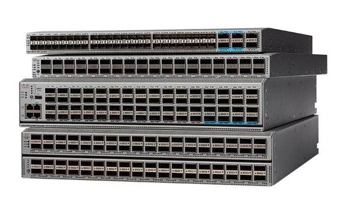 Cisco launches new Nexus switches