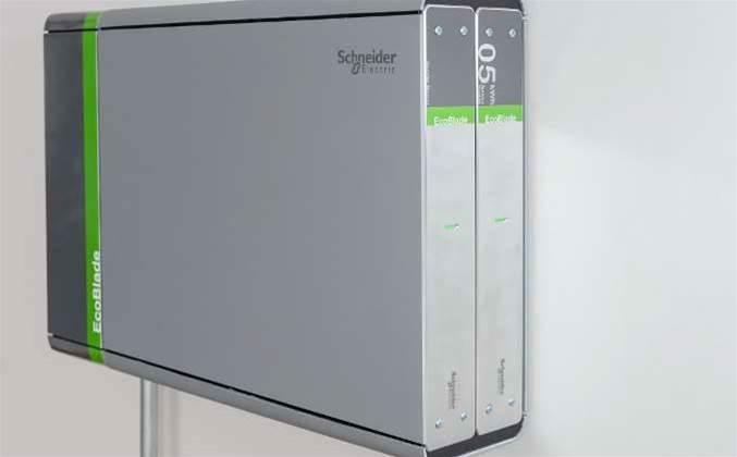 Schneider Electric challenges Tesla's home batteries