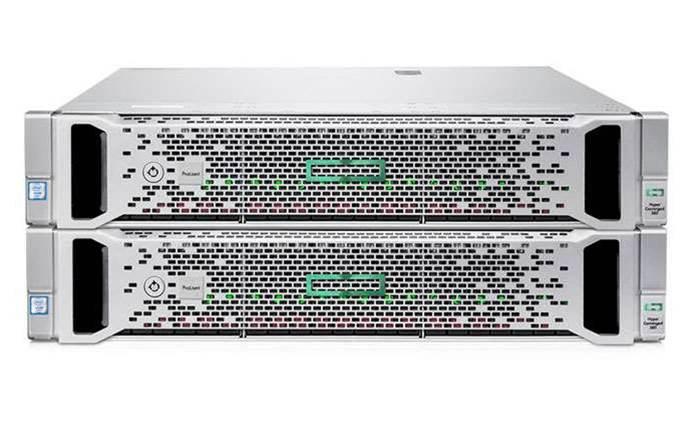 HPE unveils 'enterprise-grade' hyper-converged system