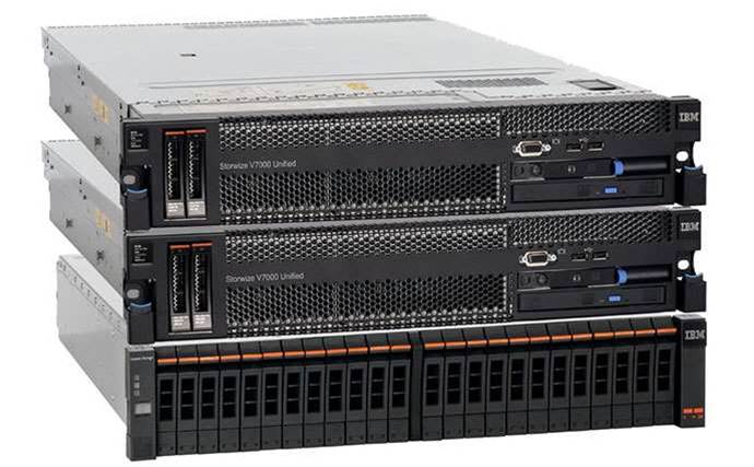 IBM debuts software-defined version of Storwize flash array