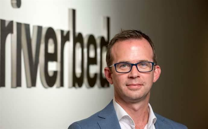 Intel Security boss Keith Buckley to run Riverbed ANZ