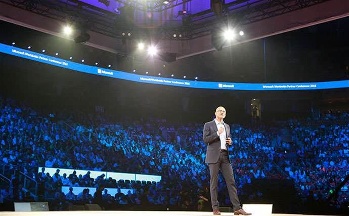 Apps, not reselling, rule Microsoft WPC opening day