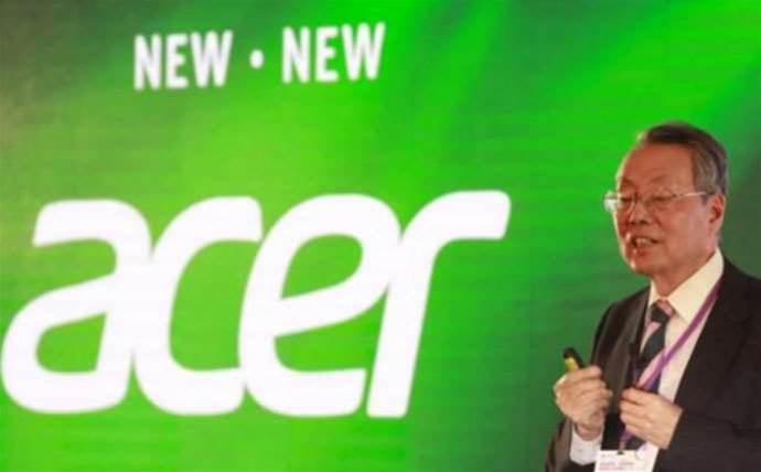 Acer open to takeover amid steep stock price slide