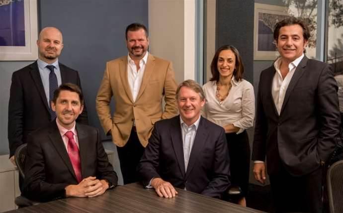 Scott Frew steps back as Dist Central cracks $300m