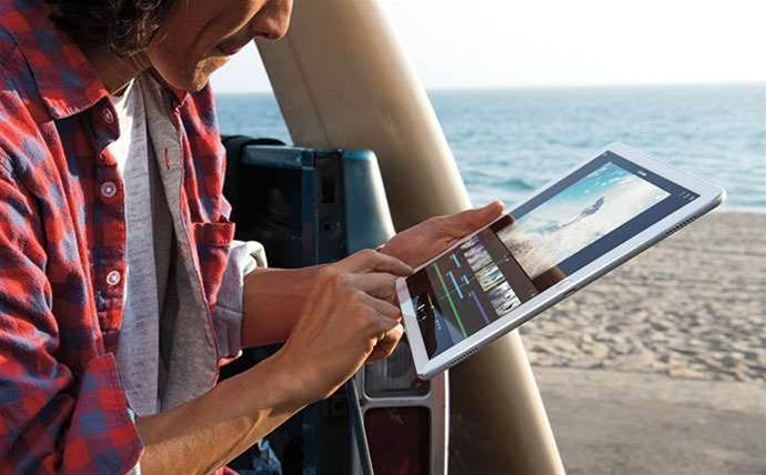 Five features that give iPad Pro the edge
