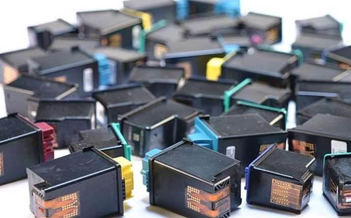 Ever wonder how inkjet cartridges are made?