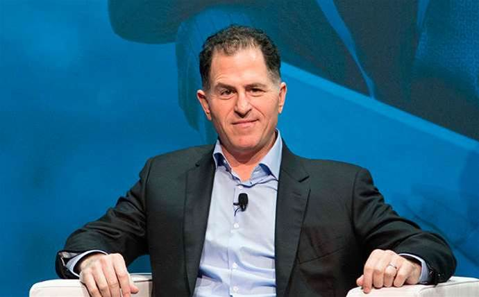 Michael Dell stresses VMware's independence at VMworld
