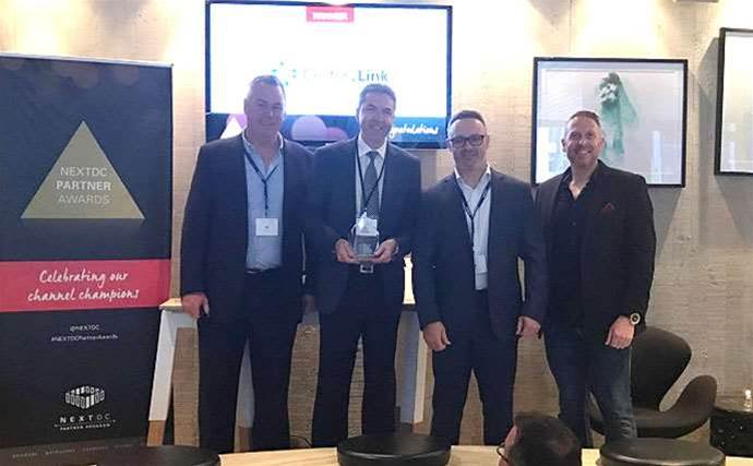 Telstra, CenturyLink among NextDC top partners