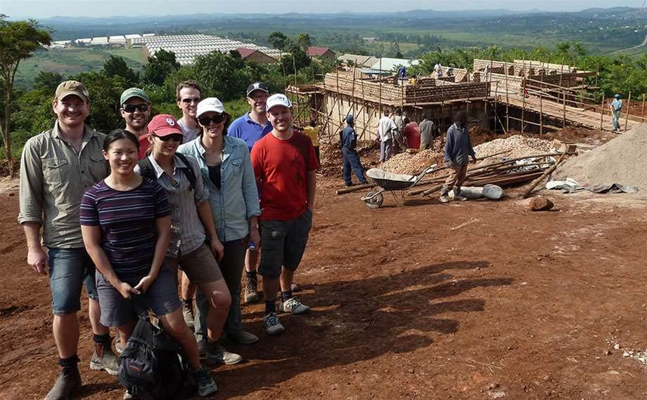 Out of Adelaide: LeetGeek's Uganda philanthropy mission