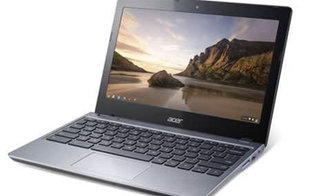 Acer's new C7 Chromebook features Haswell and SSD