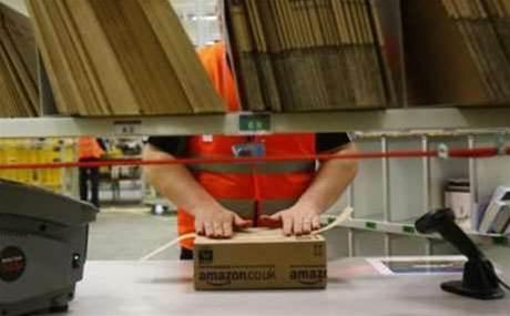 Investors losing patience with unprofitable Amazon