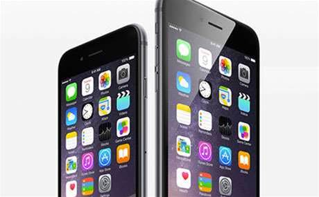 It's here: new iPhone 6 arrives in two sizes
