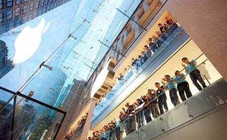 "Apple's new Aussie store to ""materially impact"" Next Byte"