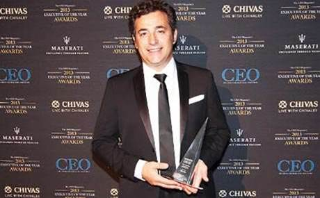 CEO Magazine names Nick Verykios as IT exec of the year