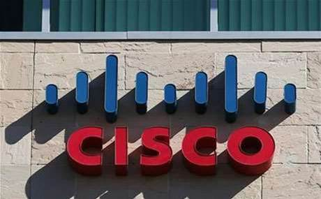 Cisco: We're not following Amazon on 'the race to zero'