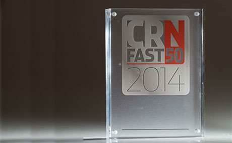 The full list of the 2014 CRN Fast50